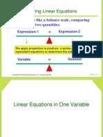 Linearfunctions