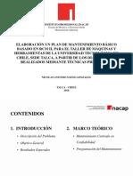 Presentación TALLER DE INTEGRACIÓN