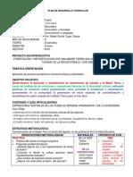 Plan de Desarrollo Curricular Mabel Lenguaje