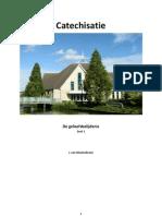 Catechisatie - geloofsbelijdenis - deel 1