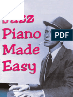 Jazz Piano Made Easy