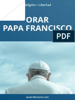 Orar Papa Francisco