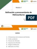 7. Refinación y Procesamiento de Hidrocarburos