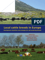 "Sipke Joost Hiemstra (Editor), Yvette de Haas (Editor), Asko M""Ki-tanila (Editor), Gustavo Gandini (Editor) - Local Cattle Breeds in Europe_ Development of Policies and Strategies for Self-Sustaining"
