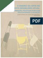 O ensino das artes no contexto brasileiro atual