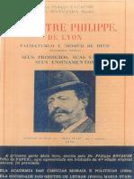 o Mestre Philippe, De Lyon Vol. 1_igreja Expectante