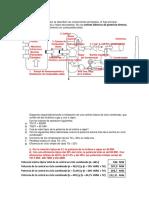 DER03 Diagrama de Central Termica a Vapor - Problemas Resueltos