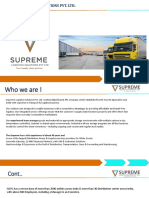 Company-Profile Supreme Logistics