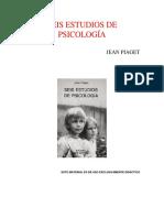 PIAGET JEAN - Seis Estudios de Psicologia[1]