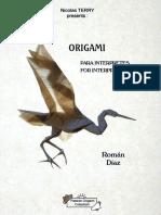 Dlscrib.com Nicolas Terry Presents Roman Diaz Origami for Interpreters