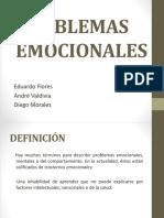 Problemas Emocionales