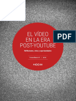 El Video en La Era Post YouTube