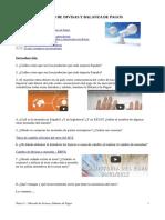 Tema 11. Mercado de Divisas y Balanza de Pagos