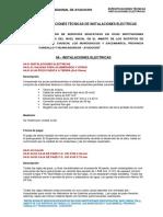 4.-ESPECIFICACIONES INSTALACIONES ELECTRICAS.docx