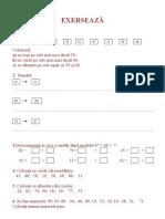 Formarea numerelor