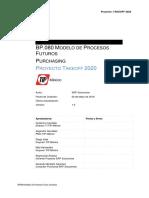 BP080 Modelo de Proceso Futuro Compras