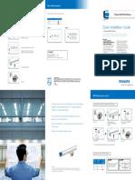 Corepro LEDtube Installation Instructions