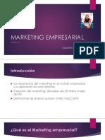 Marketing Empresarial - Sesion 01