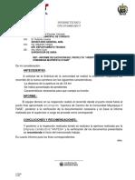 Informe Tecnico Del Supervisor Maynipaya