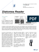 Diatomea Reader