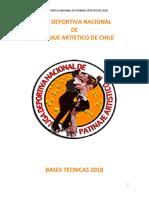 Bases Tecnicas 2018 v7 - Liga Deportiva Nacional de Patinaje Artistico de Chile
