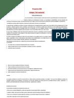 Proyecto CRA 2019