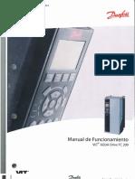 16.-Manual de funcionamiento VLT® AQUA Drive