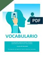Vocabularioingles Sin Audio