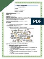 Modelo de Plan Diario