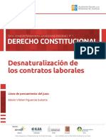 desnaturalizacion de contratos