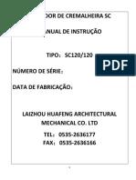 Manual Elevador Portugues