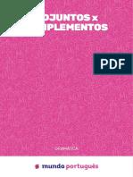 Adjuntos Adverbiais e Complementos