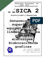 Laboratorio Nro. 1 - Sup. Equipotenciales 2018