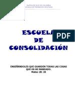 Modulo de Consolidacion