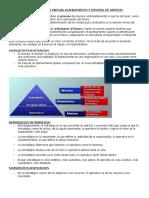 Apuntes Primer Parcial Planeamiento y Control de Gestion
