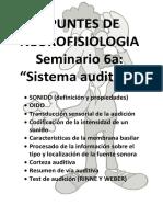 Apuntes de Neurofisiologia Seminario 6a