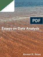 Essays on Data Analysis