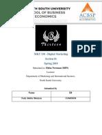Spring 2019 Mkt330.1 Ebusiness Plan Bdot13
