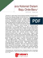 Ben Anderson Negara Kolonial Dalam Baju Orde Baru.pdf