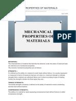 Civilmatter.blogspot.com-mechanical Properties of Materials