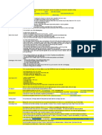 Junior Training Sheet - Template - V5.7