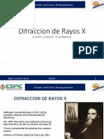 Difraccion RX
