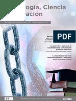 tecnologia ciencia y educacion