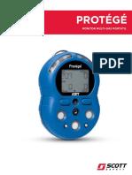 Manual de Detector Scoot Protege