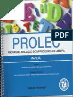 Livro Manual Prolec