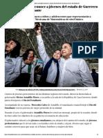 23-05-2019 Héctor Astudillo reconoce a jóvenes del estado de Guerrero en el Día del Estudiante.