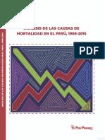 Causas de Mortalidad en El Peru