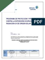 P-HSE-04 Programa de Radiacion Uv