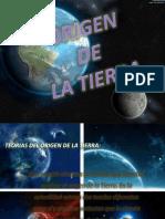 Origen de La Tierra Gabriela