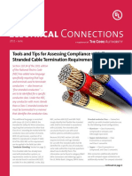 UL Bulletin on Electrical connections.pdf